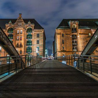 Zwiedzanie Hamburga