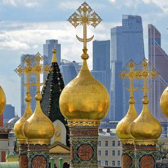 Moskwa – miasto wielkich możliwości