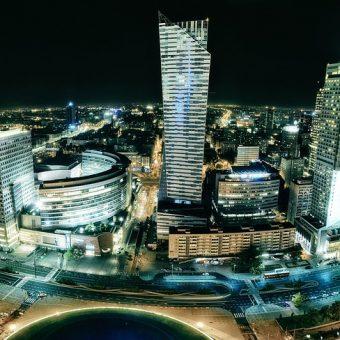 Warszawa – przyciąga ogromem różnych atrakcji