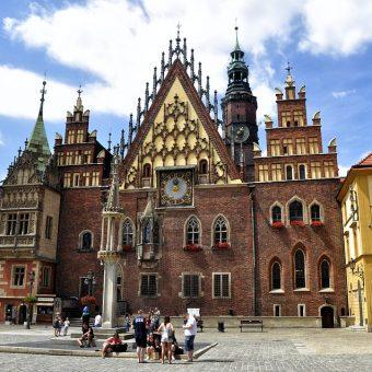 Wrocław – piękne miasto nad Odrą